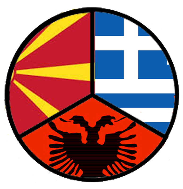 Albania, Macedonia and Greece